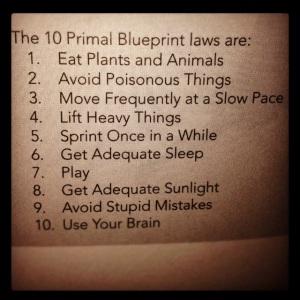 primal laws