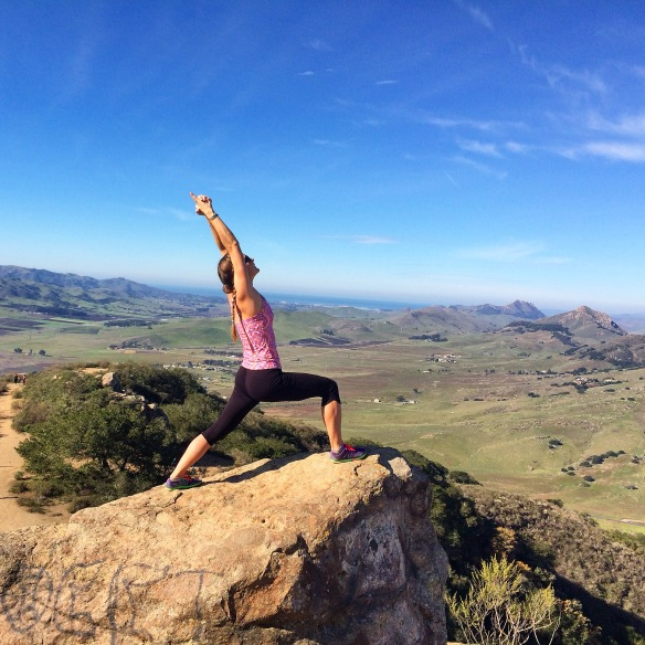 Warrior Woman Yoga