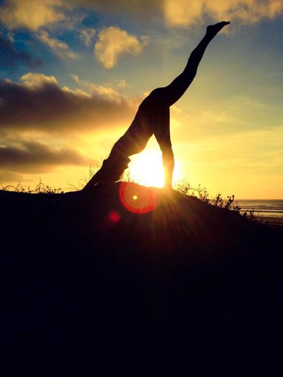 Yoga in Solitude
