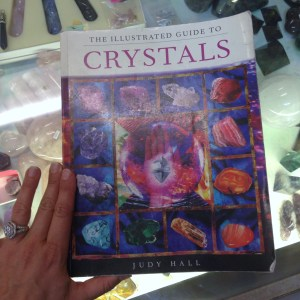 Crystal Guide Book