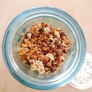 Coconut Orange Granola Recipe